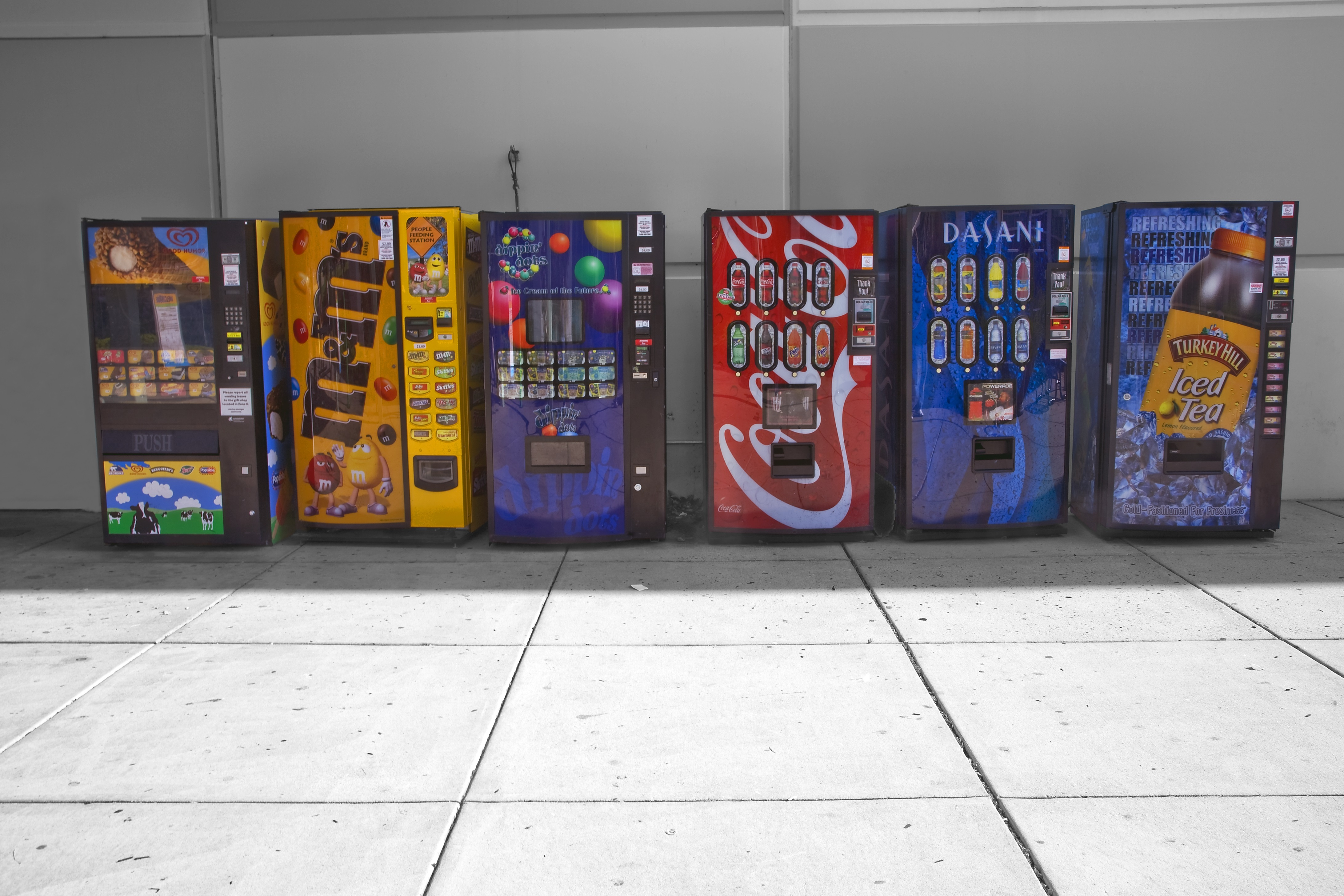 What's happening in the vending world?